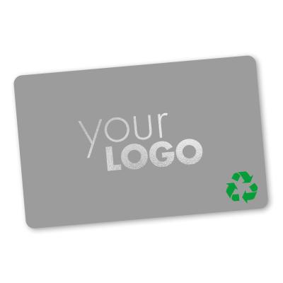 Magnetkort i papper - LoCo